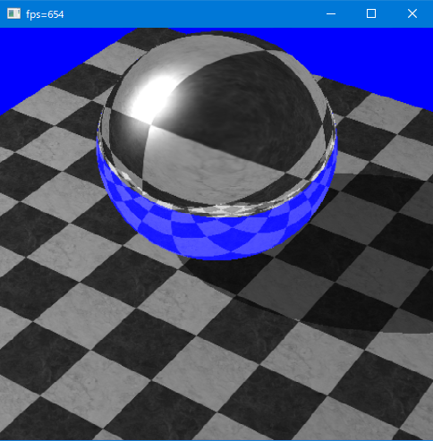 sphere_plane_shadow_reflection_refraction_specular_tex64